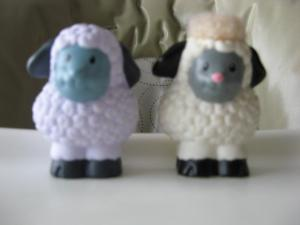 Afro Sheep is on the right.