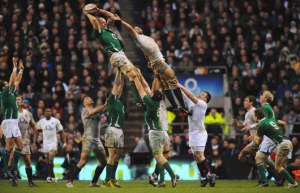 Rugby Man Tower